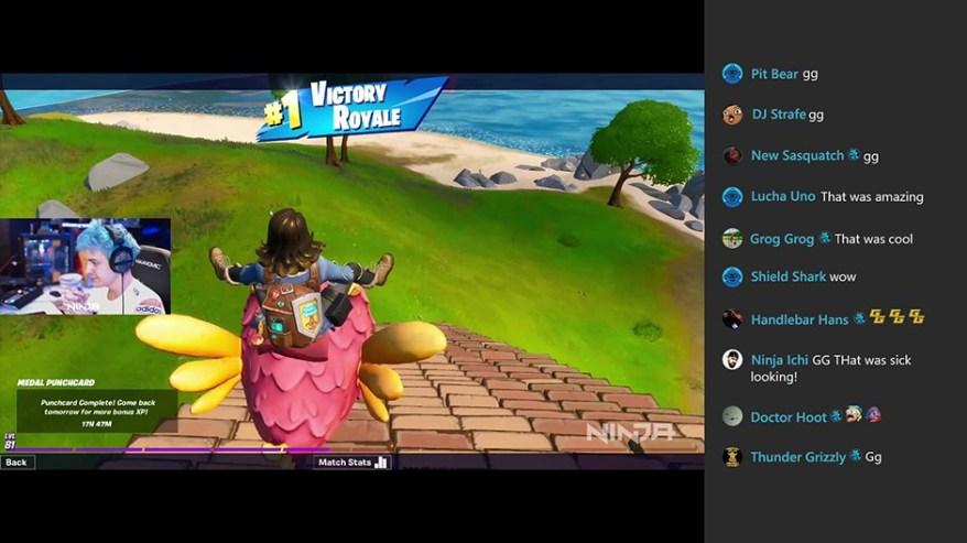 Xbox Insider - Mixer Chat