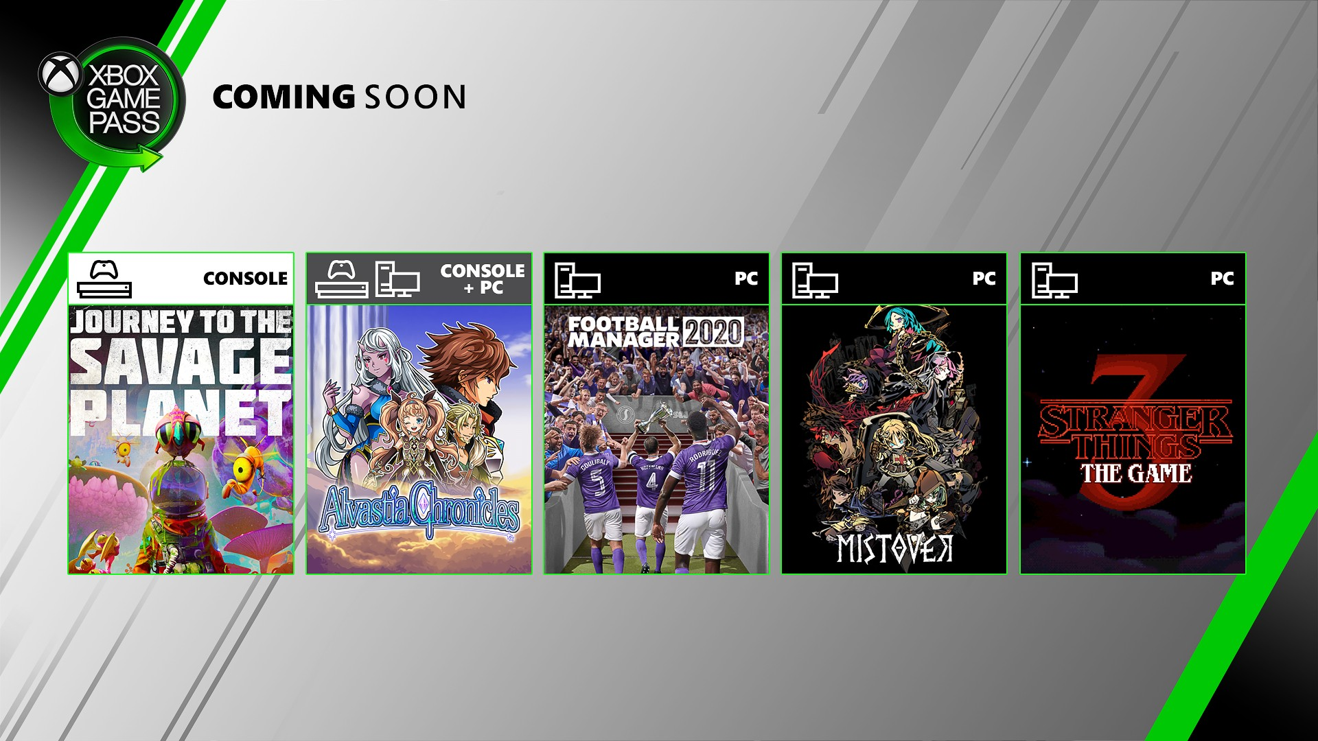Coming Soon To Xbox Game Pass More Games And More Perks