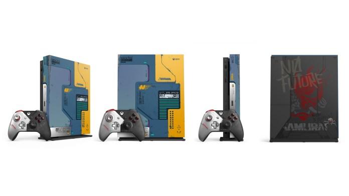 Cyberpunk 2077 Limited Edition Xbox One X Bundle
