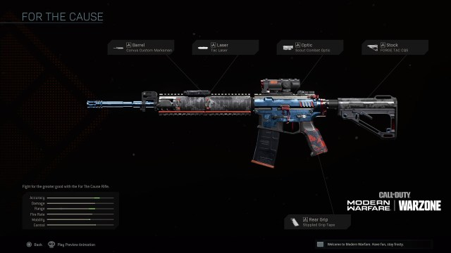 Call of Duty Fearless Set