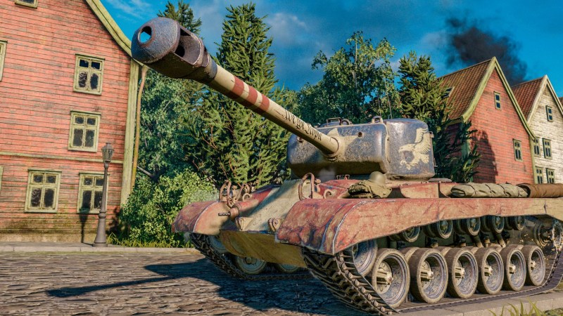 World of Tanks: Valor