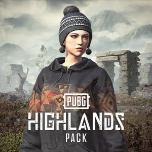 PUBG - Highlands Pack