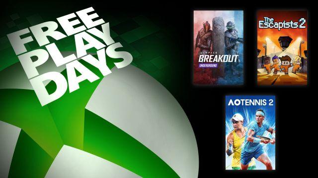 Дни бесплатной игры