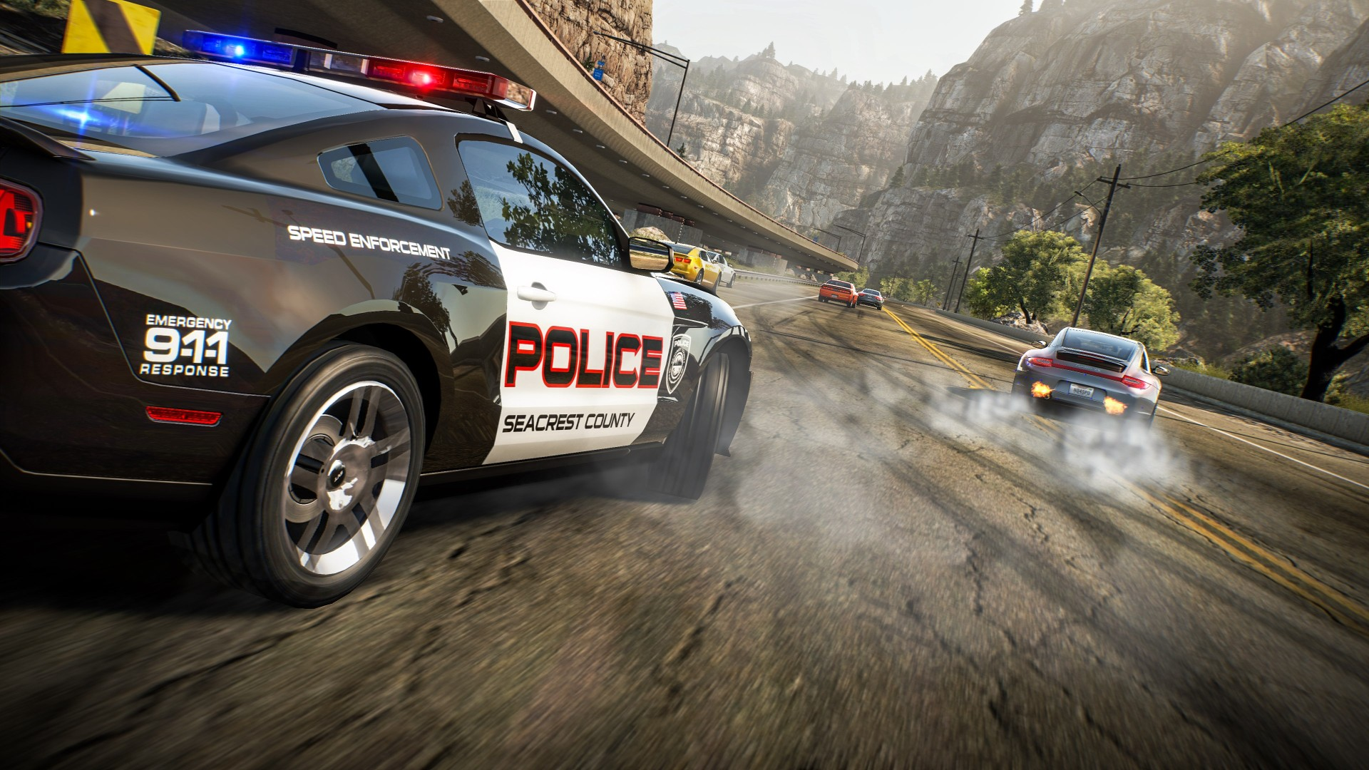 Need for Speed: Hot Pursuit Remastered – November 6