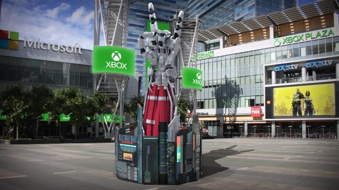 Xbox Series X Microsoft Evento