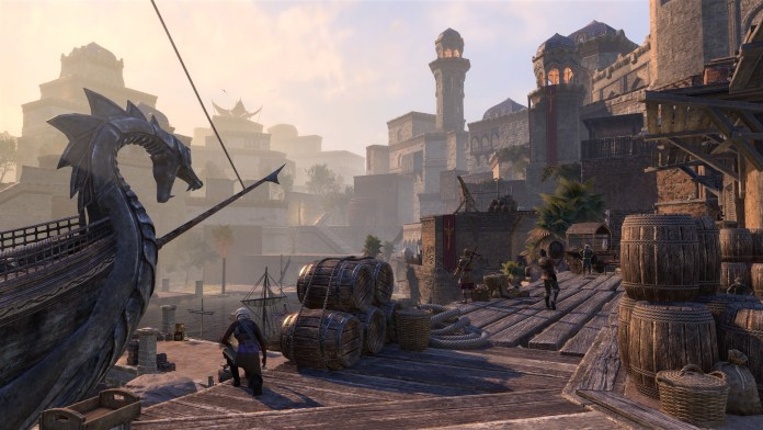 The Elder Scrolls Online to be Optimized for Xbox Series X S on June 8