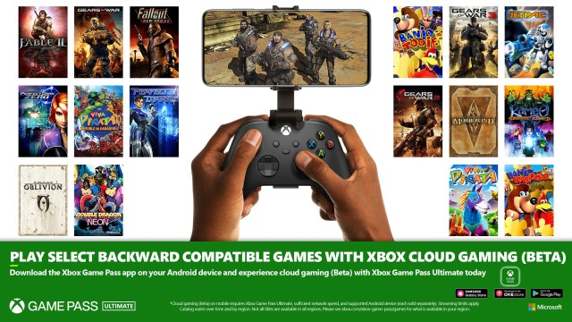 Backward Compatibility Reaches the Clouds