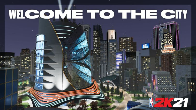 NBA 2K21 NG - Welcome to The City
