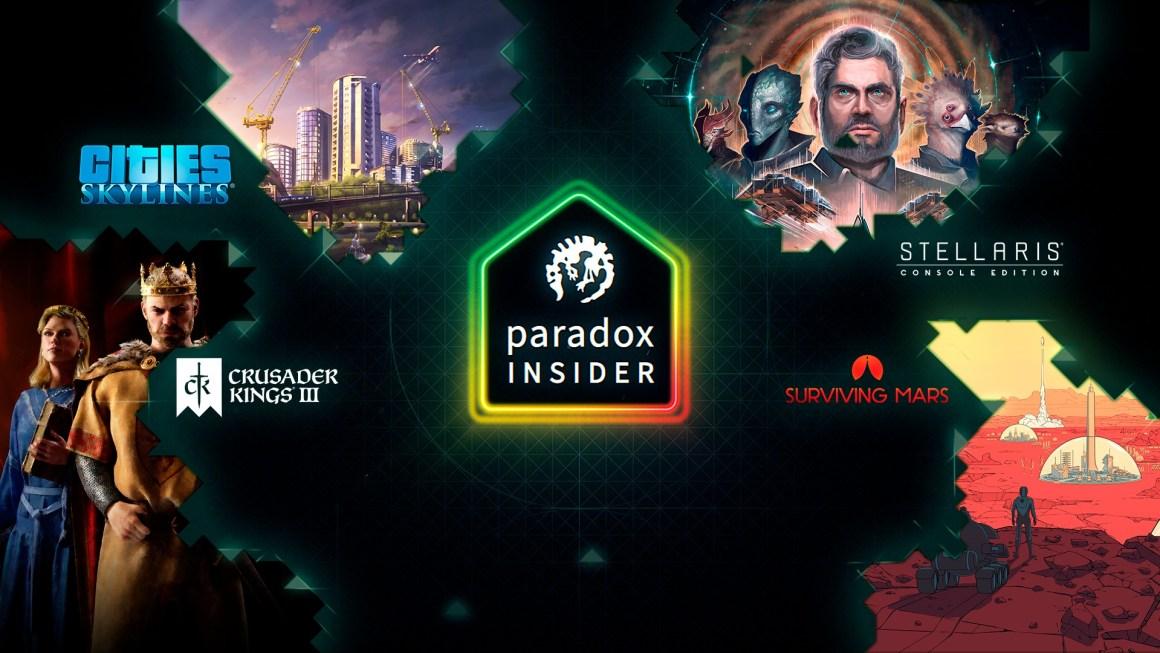 Paradox Insider