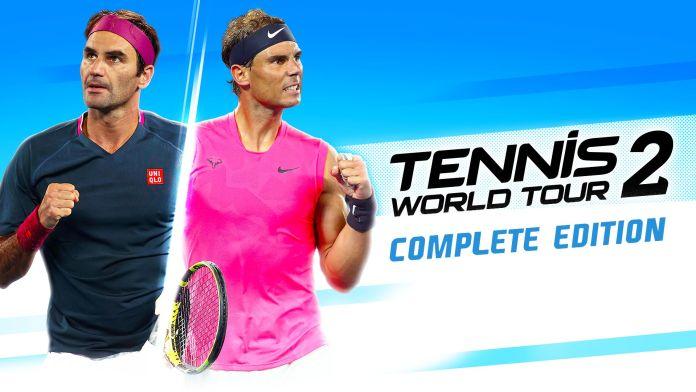 Tennis World Tour 2 – Complete Edition