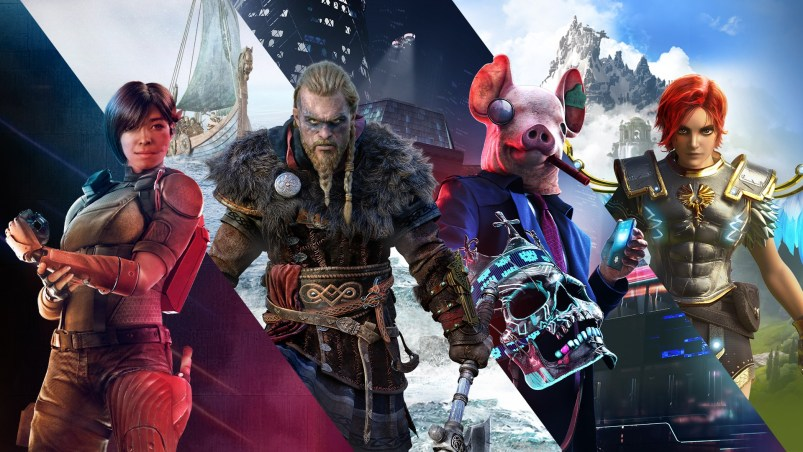 Ubisoft Publisher Sale