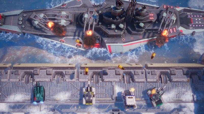 Tank Brawl 2: Armor Fury – March 25