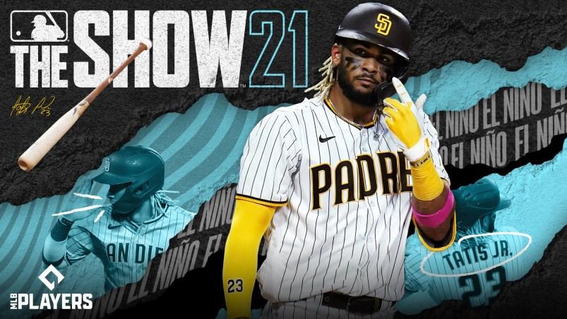 MLB The Show 21 - Hero Image
