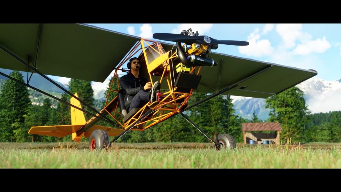 Microsoft Flight Simulator - Solo 103