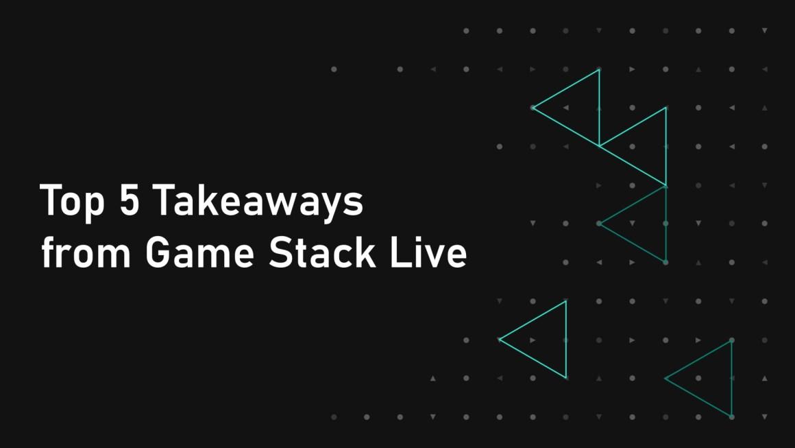 Game Stack Live Hero Image