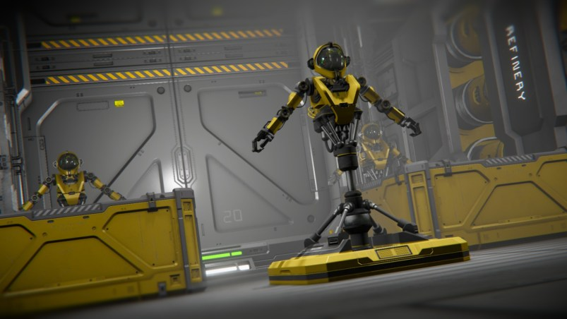 Space Engineers: Warfare 1