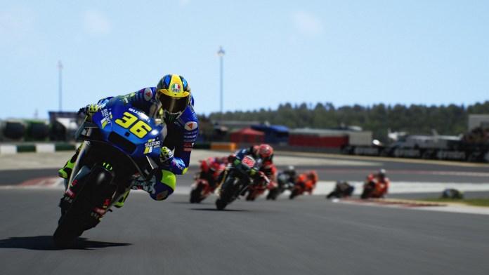 MotoGP 21 – April 21 – Optimized for Xbox Series X S