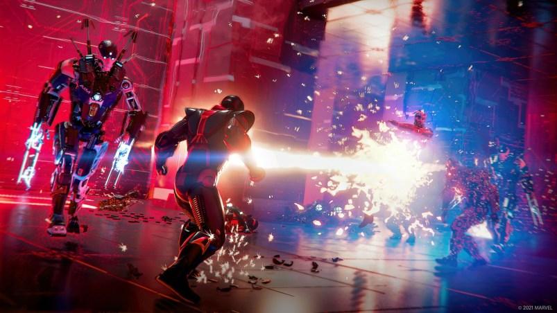 Marvel's Avengers - Red Room