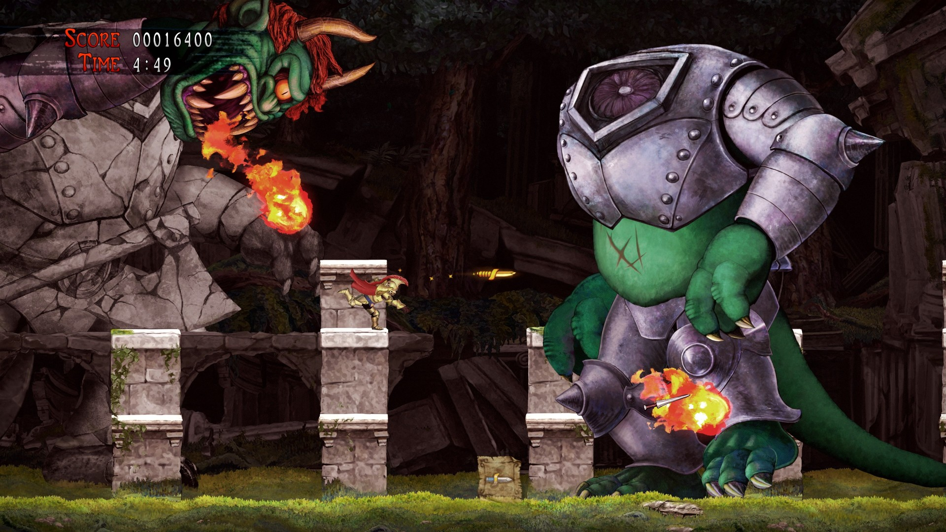 Ghosts 'n Goblins Resurrection – May 31
