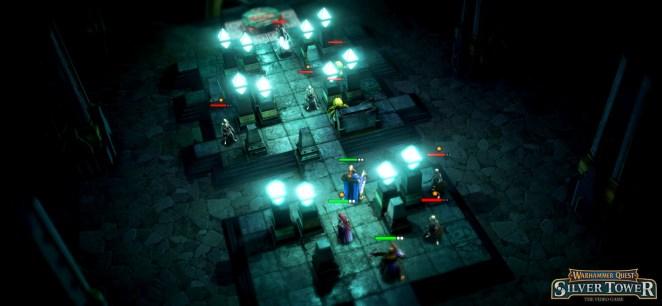 Warhammer Quest: Silver Tower - Shadows Over Hammarhal Expansion