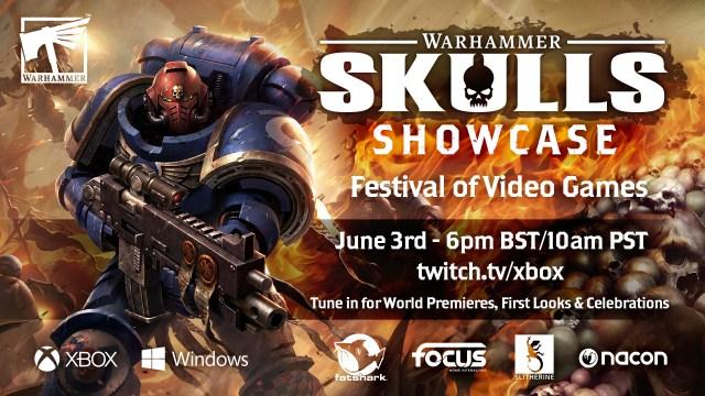 Warhammer - Skulls Showcase