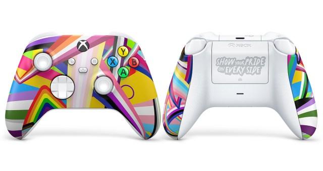 Pride 2021 Xbox Wireless Controller