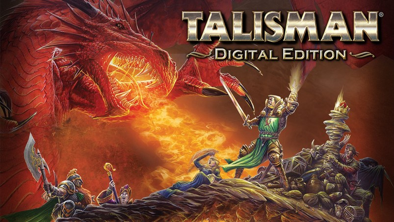 Talisman: Digital Edition - Launches on Xbox One and Xbox Series X|S