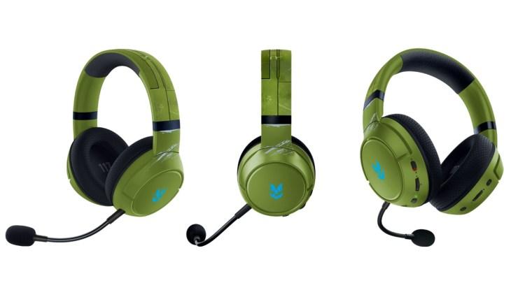 Halo Infinite Edition Razer Kaira Pro for Xbox