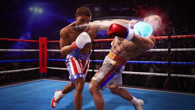 Big Rumble Boxing: Creed Champions - September 3