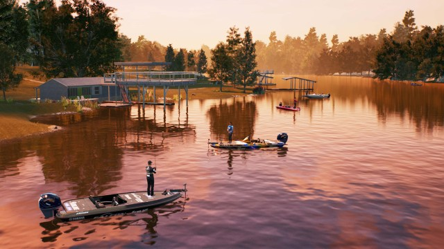 Bassmaster Fishing 2022 Launching Day One with Xbox Game Pass on October 28 3