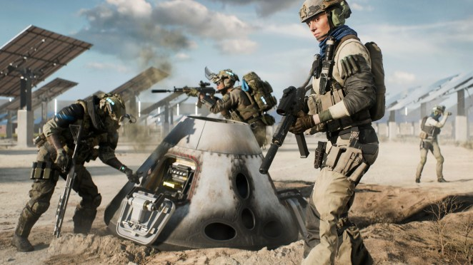 Battlefield 2042 - Hazard Zone Hero Image
