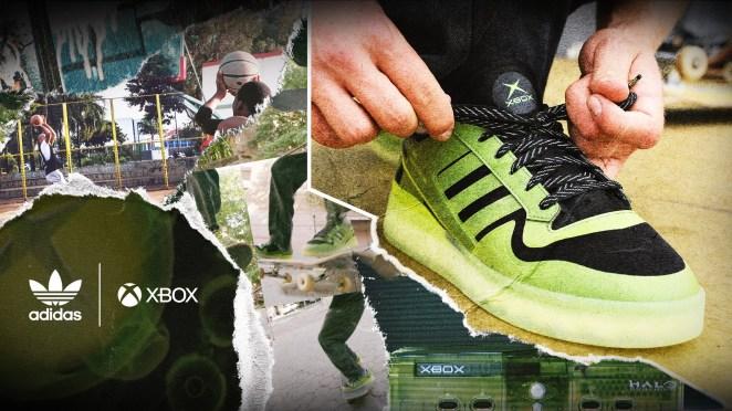 adidas Originals by Xbox - Xbox 20th Forum Tech