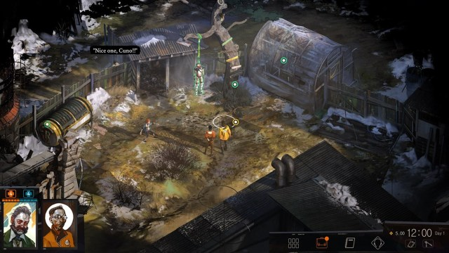 Disco Elysium: The Final Cut – October 12 – Optimized for Xbox Series X|S