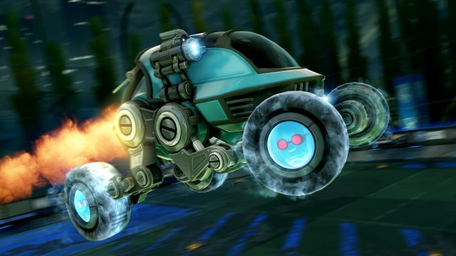 Rocket League - Haunted Hallows