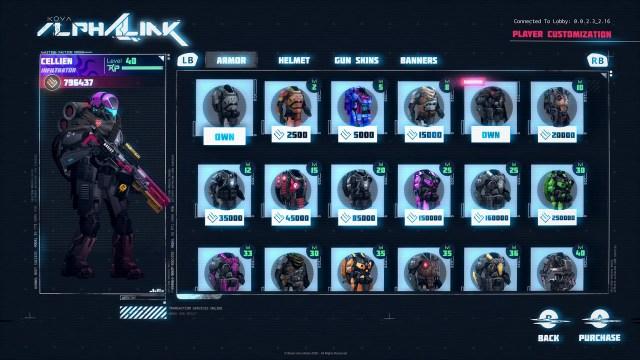 Alphalink