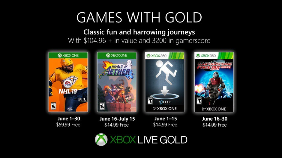 New Games With Gold For September 2019 Xbox Wire
