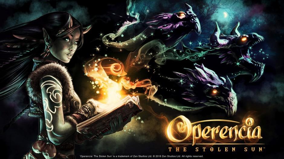 Dungeon Crawler Rpg Operencia The Stolen Sun Coming Soon