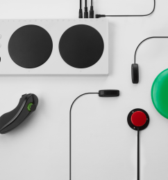 xbox adaptive controller 173 png  [ 5098 x 3165 Pixel ]