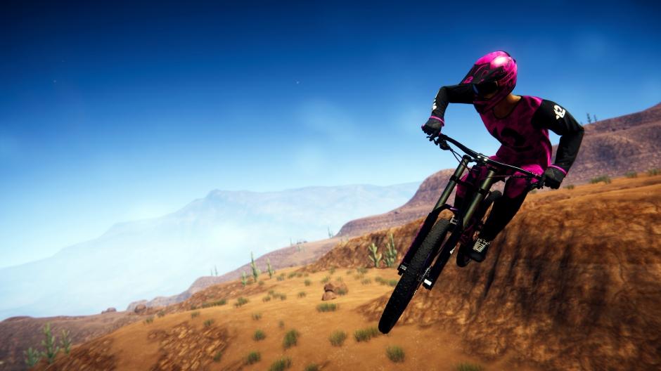 descenders rides into xbox