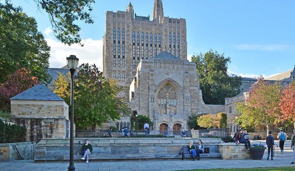 Jurusan PPe terbaik - Yale University