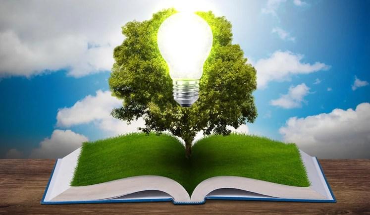 شرح..التاثير المتبادل بين الانسان والبيئة