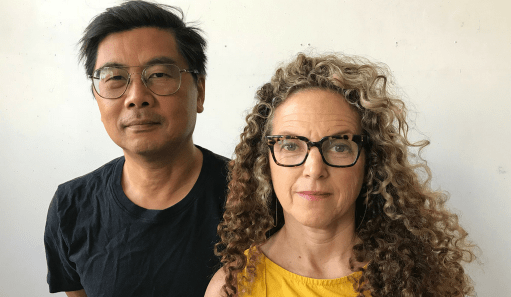 Image result for Byron Kim and Lisa Sigal co-directors of the Yale Norfolk Summer School of Art