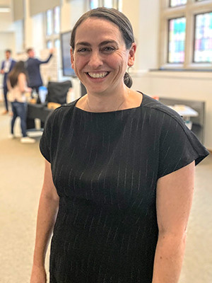 Yale astrophysicist Marla Geha