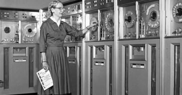 Grace Murray Hopper (1906-1992): A legacy of innovation and service   YaleNews