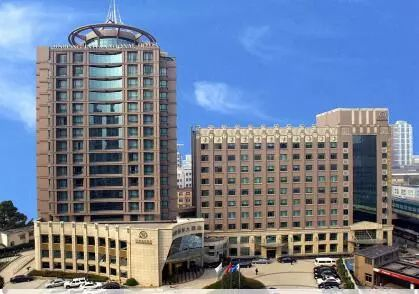 上海錦榮國際大酒店采用全新加拿大先進音響系統