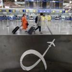 Ιστορικό ρεκόρ για τα ελληνικά αεροδρόμια στο δεκάμηνο