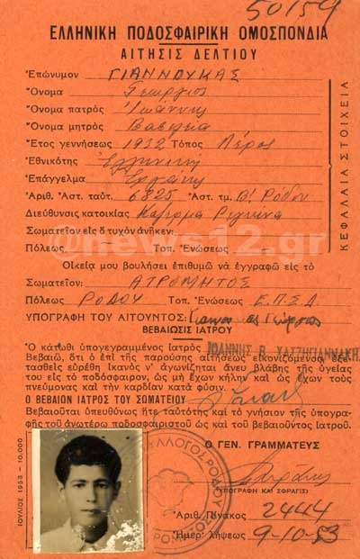 gianoukas georgios
