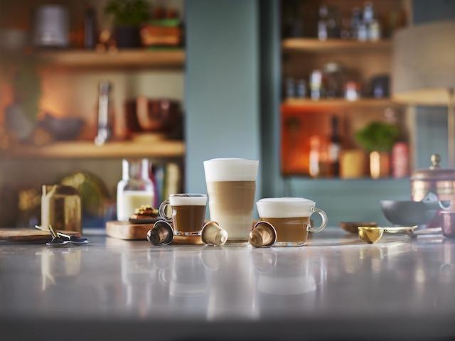 ミルクと楽しむ新定番コーヒー「バリスタ・クリエーションズ」