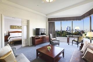ホテル椿山荘東京は、 日曜日と月曜日にホテルで宿泊、リフレシュして会社に出社(リフレッ社) する 宿泊プラン 「ビューティースタート in Green」を5月12日(日)より提供いたします。