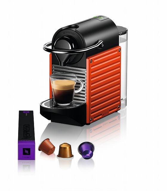 2種類のコーヒーメーカー「エッセンサ プラス」・「ピクシー ツー」2019年7月31日(水)発売決定のお知らせ